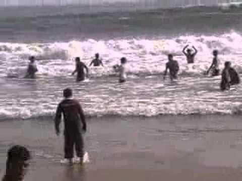 Индия, Пури, Пляж / India Puri Beach