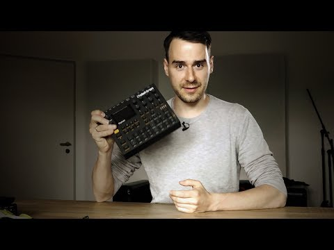 Stimming reviews the Elektron Digitakt