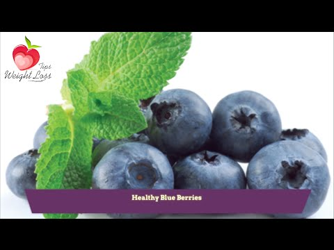 Health Benefits Of Blueberries | blueberry and health