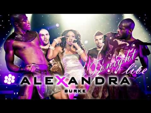 Alexandra Burke - Tonight (feat. DJ Smash) [Live Version]