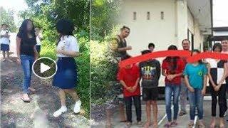 Berebut Pacar, Pelajar SMP dan SMK di Minahasa Terlibat Perkelahian, Videonya Viral di Media Sosial