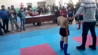 deniz quluyev kicik boxing