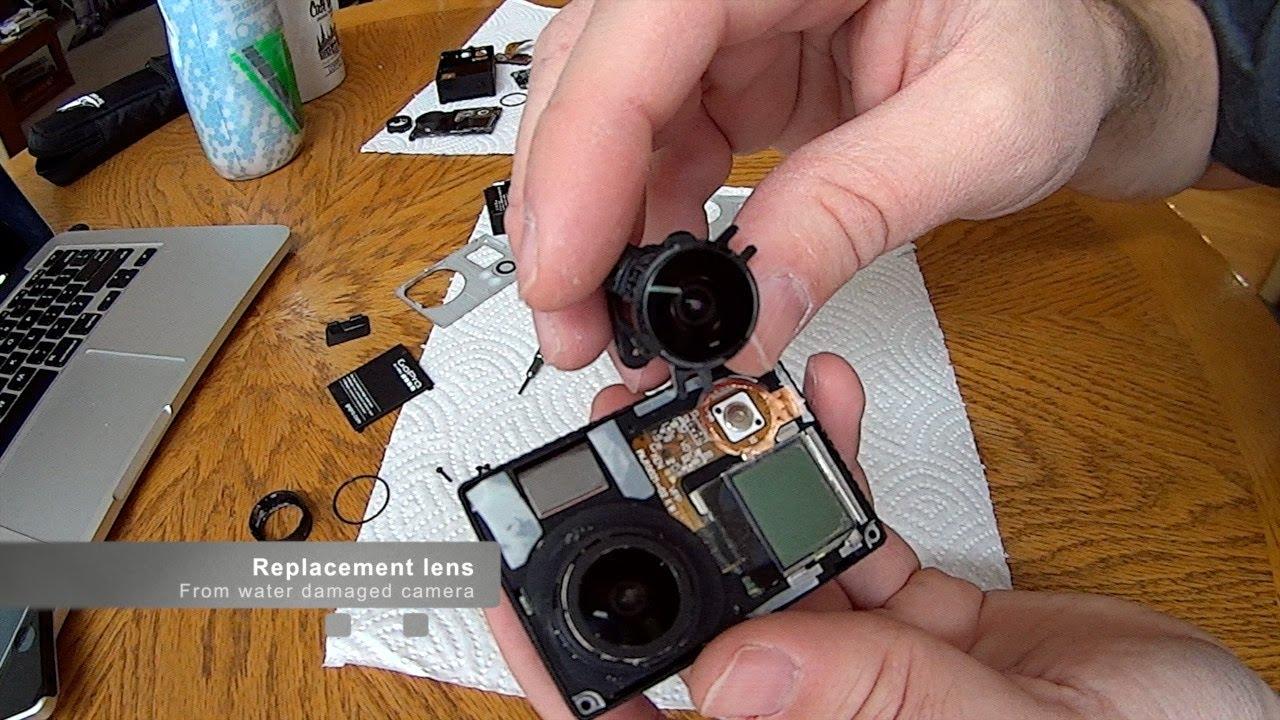 Lens Gopro Hero 2 Gopro Hero 3 Black Lens