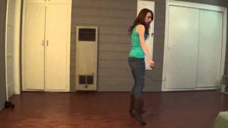 Badonkadonk (Line Dance) - Demo & Teach