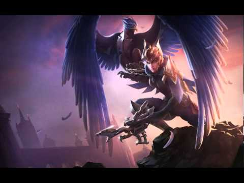 Quinn and Valor - Login screen and Music
