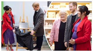 Harry & Meghan Royal Visit Birkenhead! Duke & Duchess of Sussex ALL MOMENTS 2019