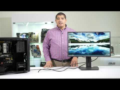 ASUS MG279Q Gaming Monitor Overview
