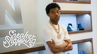 Lil Baby Goes Sneaker Shopping With Complex