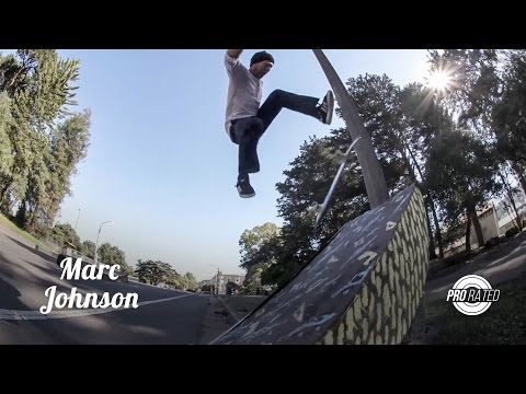 Marc Johnson Pro Rated Bearings | Andalé Bearings