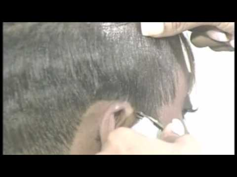 Short Hair Cutting Turtorial Skin Deep TV5