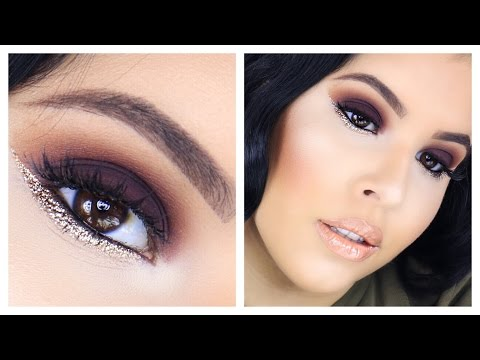 Thanksgiving Makeup Tutorial 2015 | Nelly Toledo