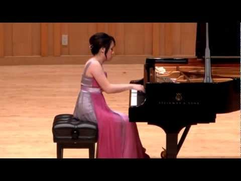 Rachmaninoff: Six Moments Musicaux Op.16 No.1    Jou-Ching Huang, Piano (LIVE)