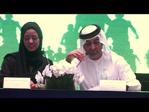 DUBAI MIDNIGHT MARATHON - THE NO SUN FUN RUN