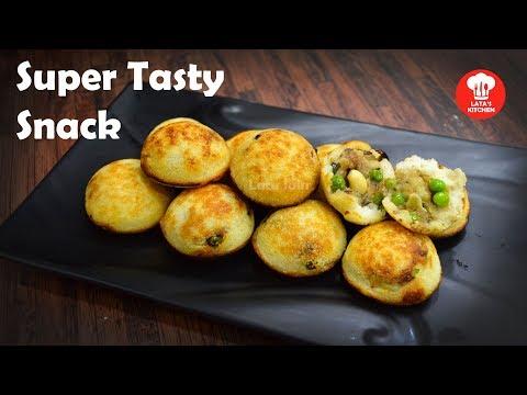 Super Tasty Snack - सूजी का कम तेल का इतना टेस्टी और आसान नाश्ता की आप रोज़ बनाकर खाएंगे Breakfast