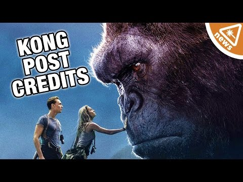 What the Kong Skull Island Post Credits Scene Means for the Future! (Nerdist News w/ Jessica Chobot) thumbnail