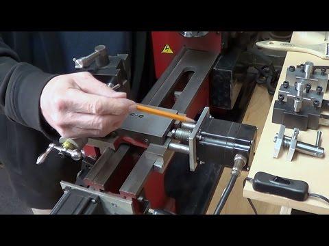 CNC Your Mini Lathe Video #100