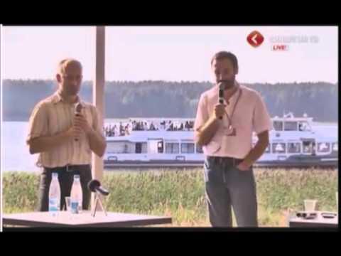 Стариков и Пономарев отвечают на вопросы Селигер-2012