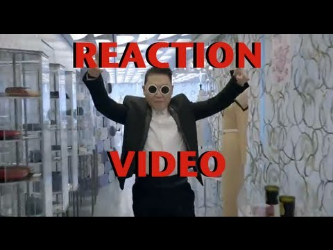 PSY - GENTLEMAN (Reaction Video) ft. Nigahiga