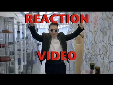 PSY – GENTLEMAN (Reaction Video) ft. Nigahiga