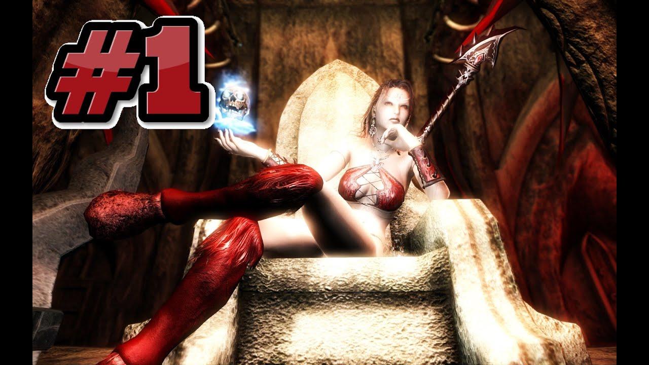 Succubus nude game softcore scene