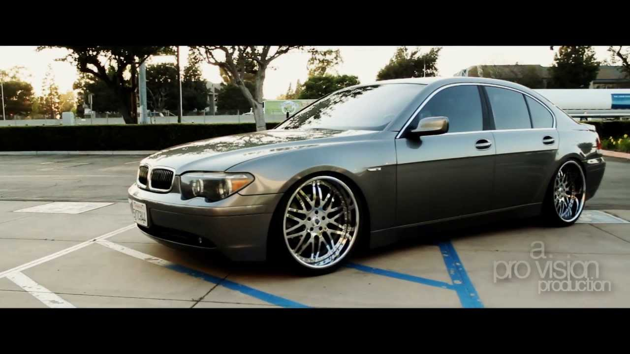 west collective u0026 39 s bmw 745i preview