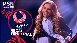 Eurovision Song Contest 2017 (Recap of Semi - Final 2)