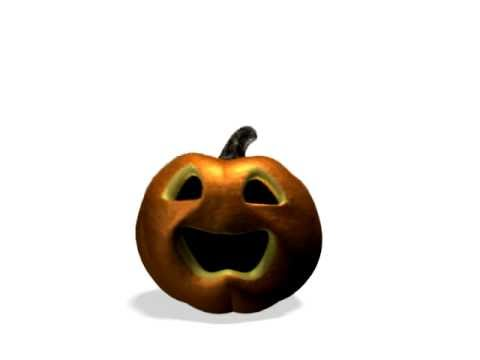 The Happy Pumpkin