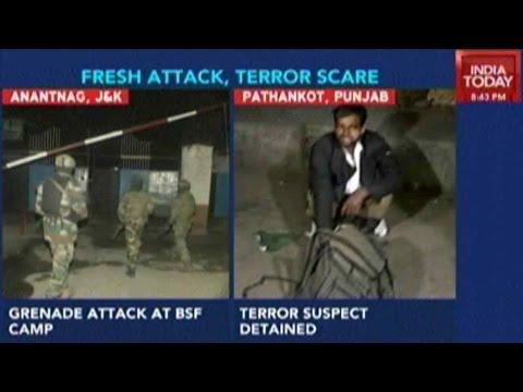 Grenade Attack In J-K's Anantnag, 3 Injured
