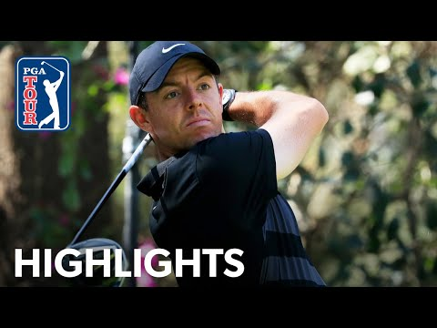 Rory McIlroy shoots 6-under 65 | Round 1 | WGC-Mexico