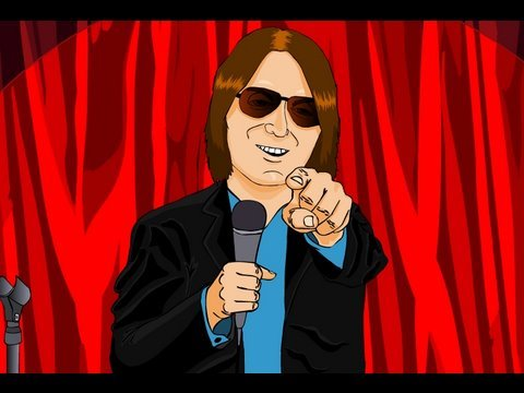 Mitch Hedberg Hates Arrows