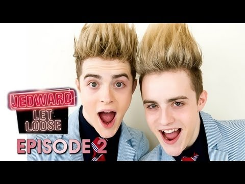 Jedward Let Loose: Episode 2