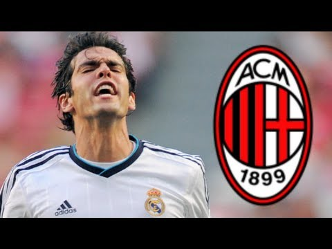 Kaka Transfer to AC Milan - The Return!