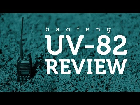 Baofeng UV-82 Review // THE BEST RADIO FOR MILSIM or AIRSOFT // RETIRE your UV-5R
