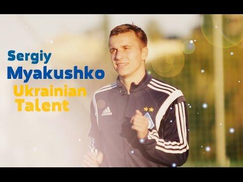 Sergiy Myakushko - Ukrainian Talent