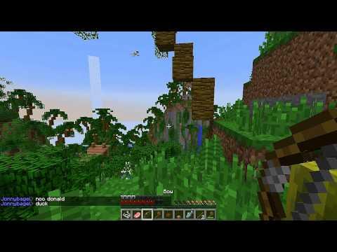 O Pulo para a Sobrevivência - Minecraft