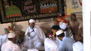 Mehfil Kallar Sayeeda (Pir Mujtaba Farooq Gul ) Bayaan 2