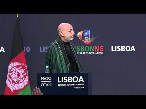 NATO Press Conference / Lisbon: Is 2014 Deadline Realistic for Afghanistan?
