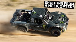 Heli Photography at Baja 1000 with Larry Chen!