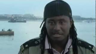 Didier Awadi, musicien et rappeur sénégalais, au Festival de Cannes 2011