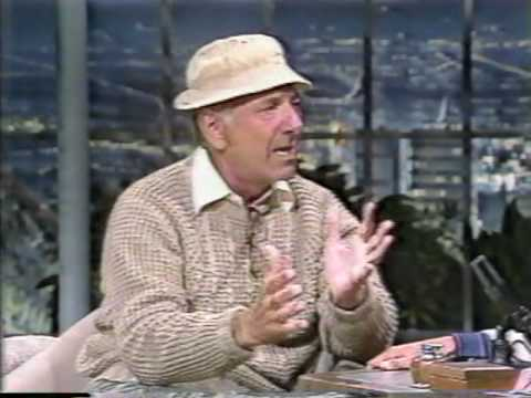 David Brenner interviews the Great Actor, Jack Klugman of TV's Quincy Fame.