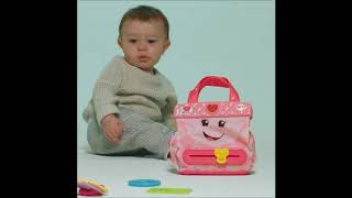 Smyths Toys - Fisher-Price Laugh & Learn My Smart Purse