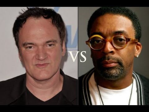 Quentin Tarantino vs. Spike Lee #DJangoUnchained