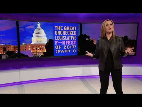 Download Lagu The Great Unchecked Legislative F*ckfest of 2017 | Full Frontal with Samantha Bee | TBS MP3 Free