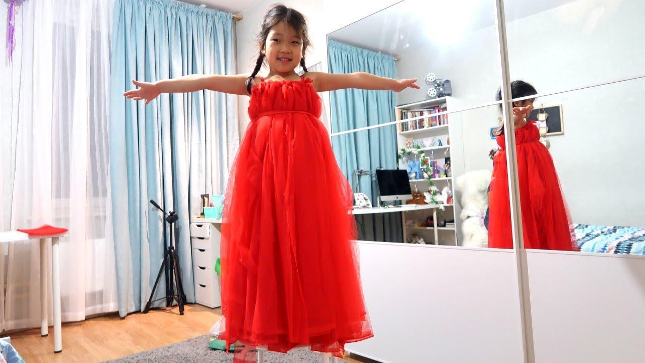 Платье для праздника своими руками 637