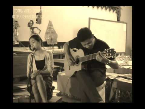 Firasat - Marcell (Acoustic Cover by Agrita Saraswati feat Adytia AW ) [ Teater Lingkar Production ]