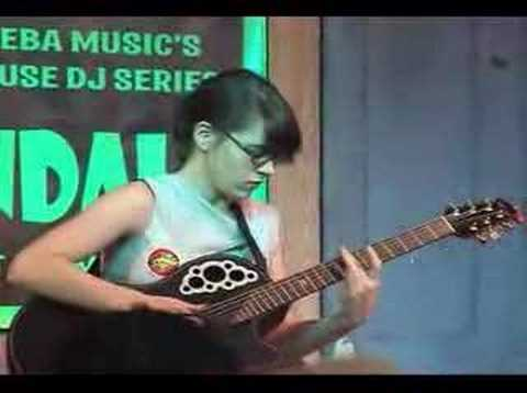 Kaki King - Doing The Wrong Thing (Live) Video