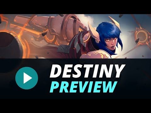"Champion Preview: Destiny ""The Sky Ranger"""