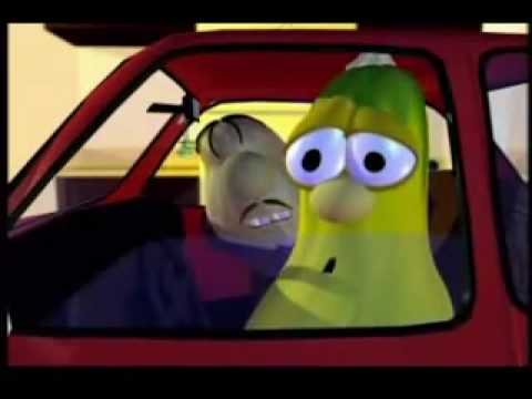 Veggie Tales Silly Song  His Cheeseburger