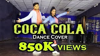 Luka Chuppi Coca Cola Song Neha Kakkar Tony Kakkar Dance Shashank Suryavanshi Dance