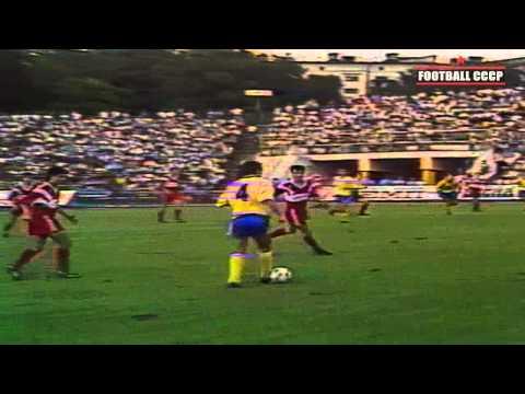 23 Тур Чемпионат СССР 1991 Металлург Запорожье-Динамо Киев 2-1